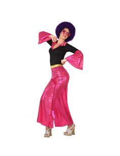 Disfraz Disco Fucsia para chica Tienda de disfraces online - venta disfraces