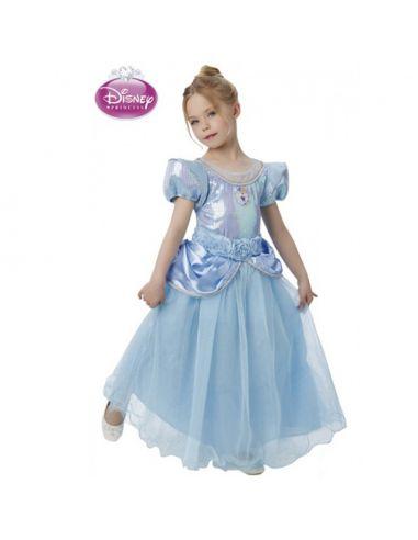 Disfraz Cenicienta Premium de Disney niña Tienda de disfraces online - venta disfraces