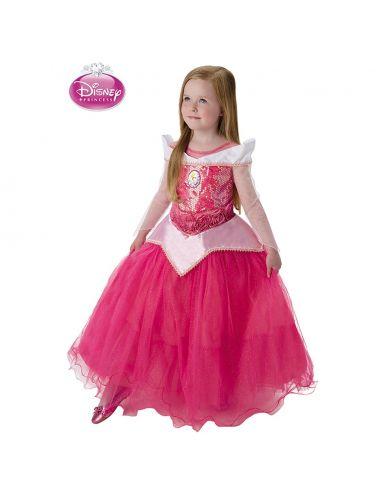 Disfraz Bella Durmiente Premium de Disney niña Tienda de disfraces online - venta disfraces