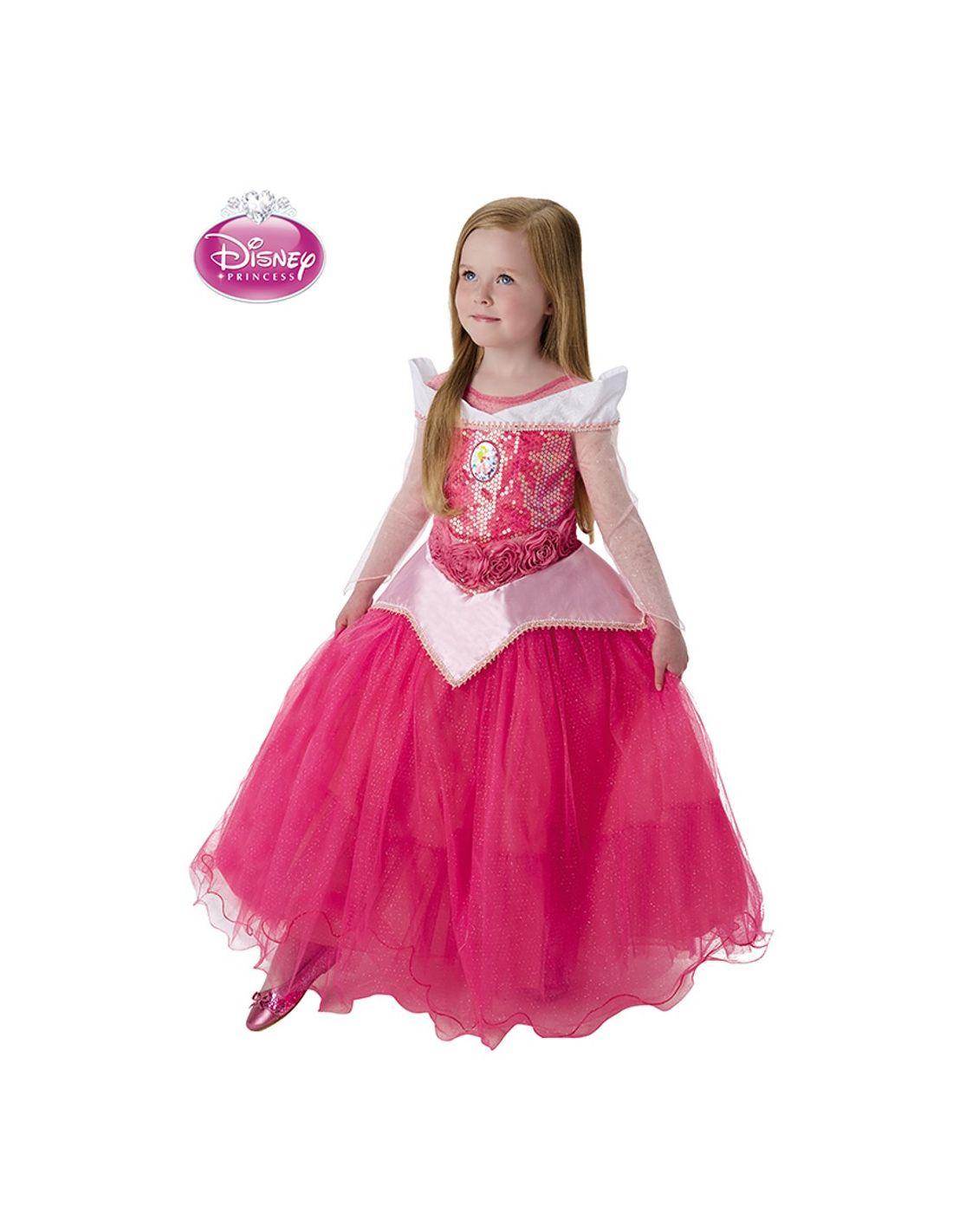 81af797ca Disfraz Bella Durmiente Premium de Disney niña