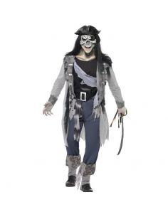 Disfraz Pirata Fantasma Hombre Tienda de disfraces online - venta disfraces