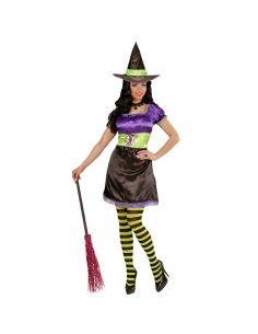 Disfraz de Bruja Colorines Adulta Tienda de disfraces online - venta disfraces