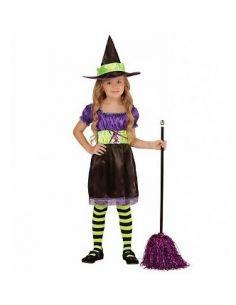 Disfraz de Bruja para niña Tienda de disfraces online - venta disfraces