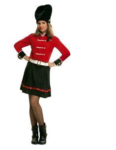 Disfraz de Guardia Inglesa Mujer Tienda de disfraces online - venta disfraces