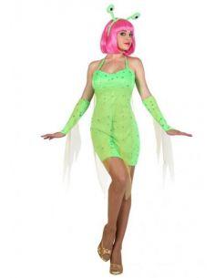 Disfraz Extraterrestre Mujer Tienda de disfraces online - venta disfraces
