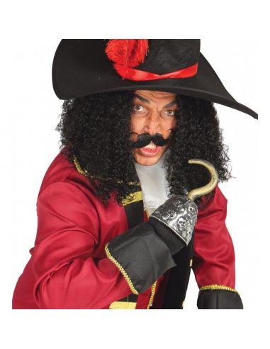 Garfio de Capitán Pirata Tienda de disfraces online - venta disfraces