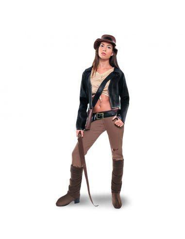 da7a5431013d2 Disfraz Indiana Jones para Mujer