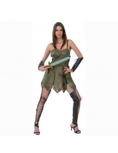 Disfraz de Guerrera para Mujer Tienda de disfraces online - venta disfraces