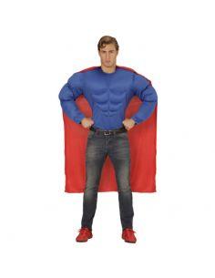 Súper Hero Musculoso Adulto Tienda de disfraces online - venta disfraces
