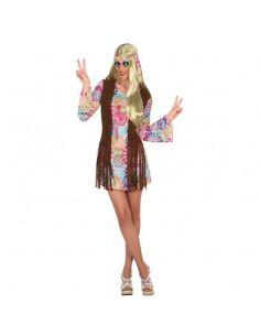 Disfraz Hippie psicodélico para Mujer Tienda de disfraces online - venta disfraces