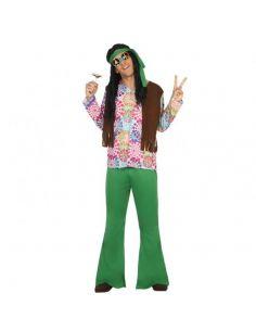 Disfraz Hippie psicodélico para Hombre Tienda de disfraces online - venta disfraces