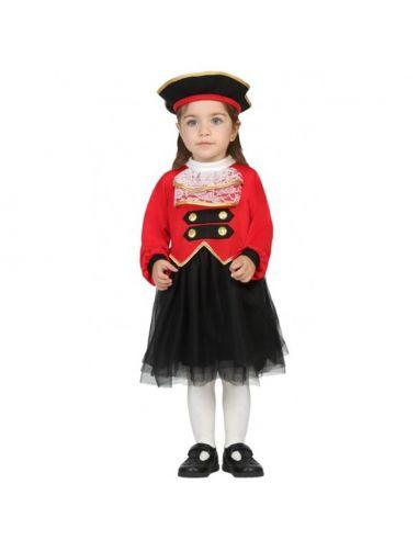 Disfraz Pirata Bebe Niña Tienda de disfraces online - venta disfraces