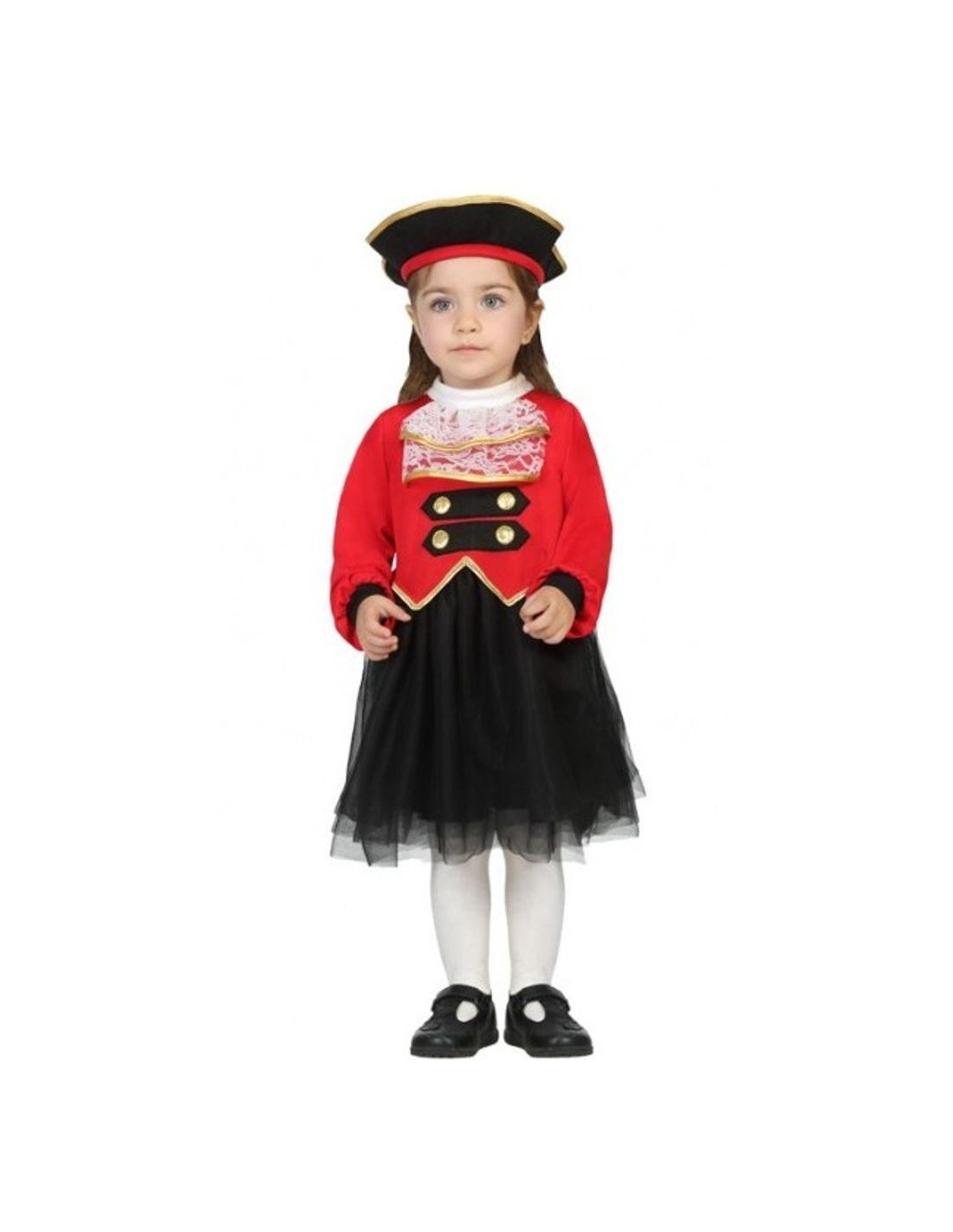 Disfraz Pirata Bebe Niña Tienda De Disfraces Online Envios 24 H