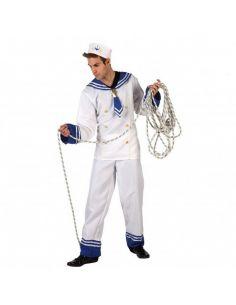 Disfraz de Marinero Blanco  Tienda de disfraces online - venta disfraces