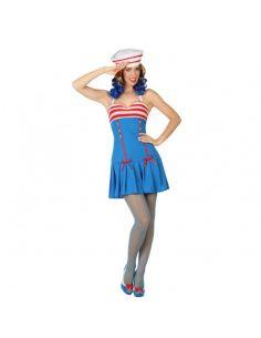 Disfraz Marinera Pin Up Tienda de disfraces online - venta disfraces