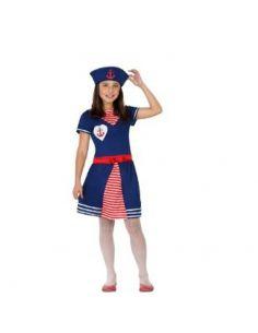 Disfraz de Marinera Azul Infantil Tienda de disfraces online - venta disfraces