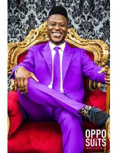 Traje Purple Prince Tienda de disfraces online - venta disfraces