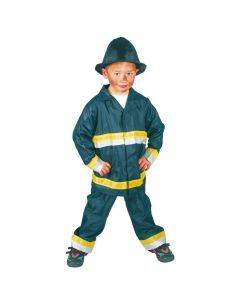 Disfraz Bombero Azul Infantil Tienda de disfraces online - venta disfraces