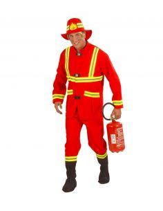 Disfraz de Bombero Adulto Tienda de disfraces online - venta disfraces