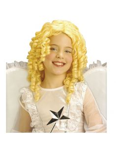 Peluca de Ángel infantil Tienda de disfraces online - venta disfraces