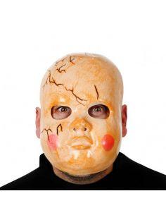 Máscara muñeco malvado