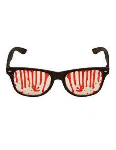 Gafas Sangrientas Tienda de disfraces online - venta disfraces