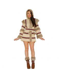 Disfraz de Esquimal para mujer Tienda de disfraces online - venta disfraces