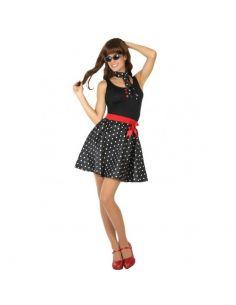 Vestido años 50 negro para Chica Tienda de disfraces online - venta disfraces