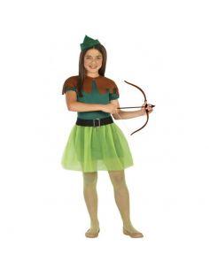 Disfraz Arquera Infantil Tienda de disfraces online - venta disfraces