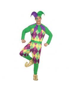 Disfraz Arlequín Multicolor Tienda de disfraces online - venta disfraces