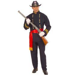 Disfraz de General Nordista Talla XL