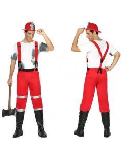 Disfraz Bombero para Hombre Tienda de disfraces online - venta disfraces