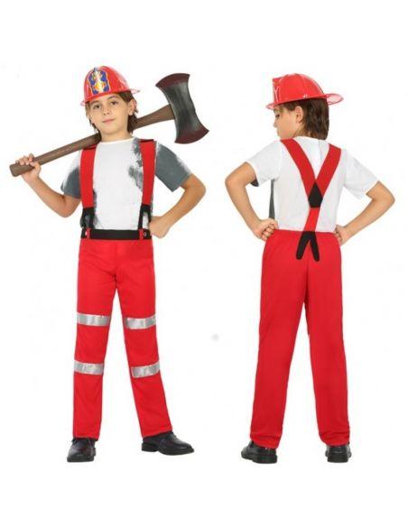 Disfraz Bombero Infantil Tienda de disfraces online - venta disfraces