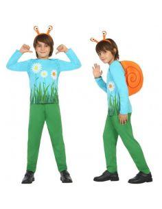 Disfraz de Caracol Infantil Tienda de disfraces online - venta disfraces