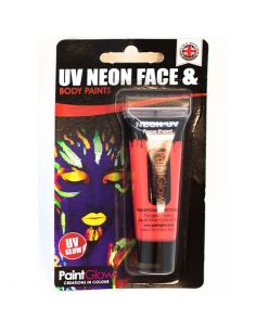 Maquillaje Neón Cuerpo y Cara Tienda de disfraces online - venta disfraces