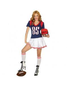Disfraz Jugadora Rugby Adulta Tienda de disfraces online - venta disfraces