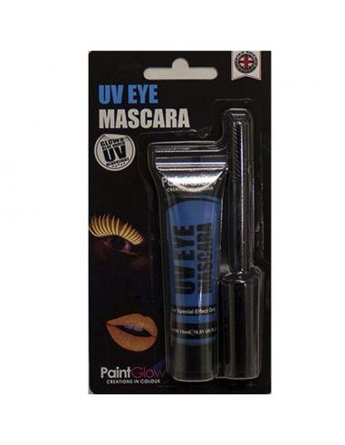 Máscara de Ojos UV Neón Tienda de disfraces online - venta disfraces