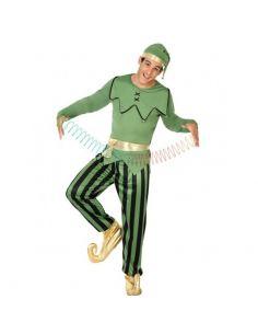 Disfraz de Gnomo o Elfo para chico