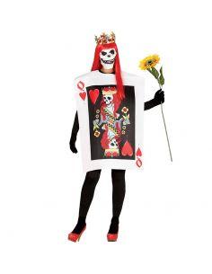 Disfraz Reina de Cartas para chica Tienda de disfraces online - venta disfraces