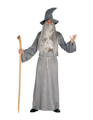 3bfc11f0b Disfraz Mago Merlin adulto
