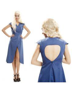 Disfraz Reina Dragón azul para mujer Tienda de disfraces online - venta disfraces