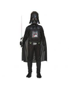 Disfraz de Malo Galáctico con capa para niño Tienda de disfraces online - venta disfraces