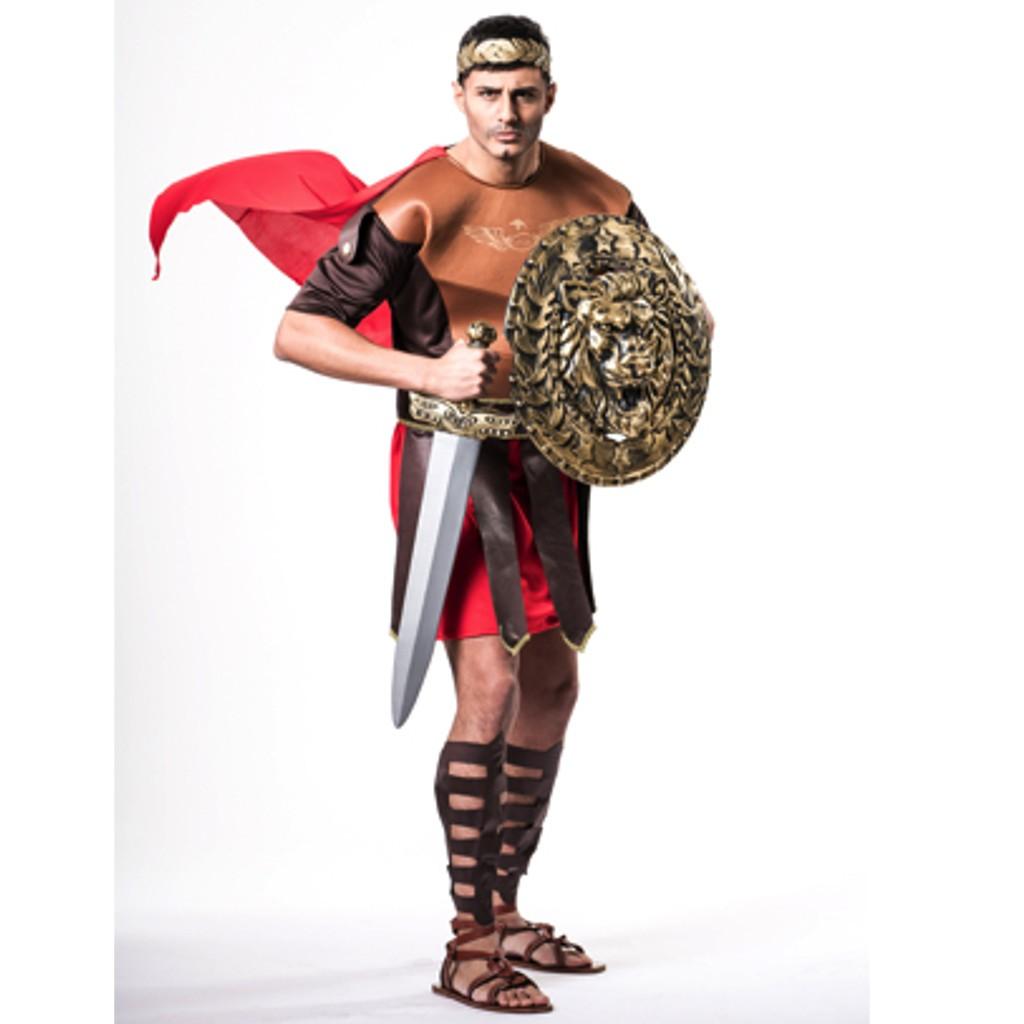 Disfraz de Romano Gladiador para Hombre  77df39e8ab2c
