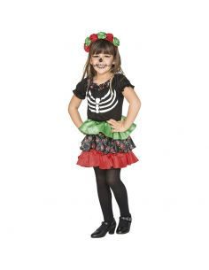 Disfraz Catrina infantil Tienda de disfraces online - venta disfraces