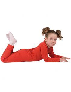 Mono elástico rojo infantil Tienda de disfraces online - venta disfraces