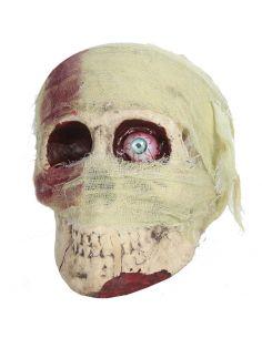 Calavera Momia con ojo Tienda de disfraces online - venta disfraces