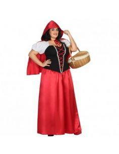 Disfraz de Caperucita Roja XXL Tienda de disfraces online - venta disfraces