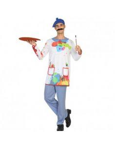 Disfraz de Pintor para hombre Tienda de disfraces online - venta disfraces