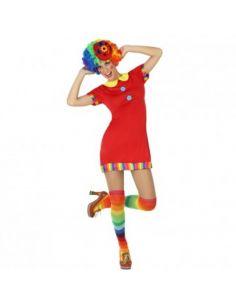Disfraz Payasa de Mujer Tienda de disfraces online - venta disfraces