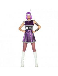 Disfraz de Robot para mujer Tienda de disfraces online - venta disfraces